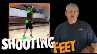 DON'T SQUARE UP Your FEET!! How To Shoot A Basketball