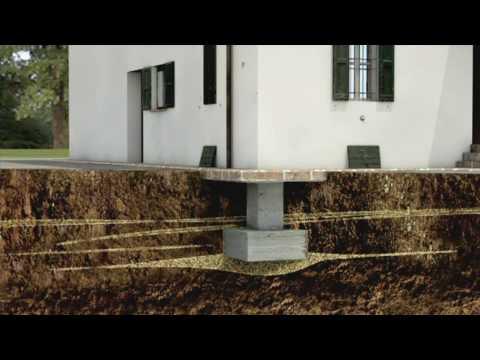 2 l 39 affaissement du sol et des fondations youtube - Mur de fondation maison ...