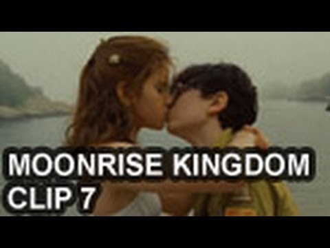 French Kiss , extrait de Moonrise Kingdom (2011)