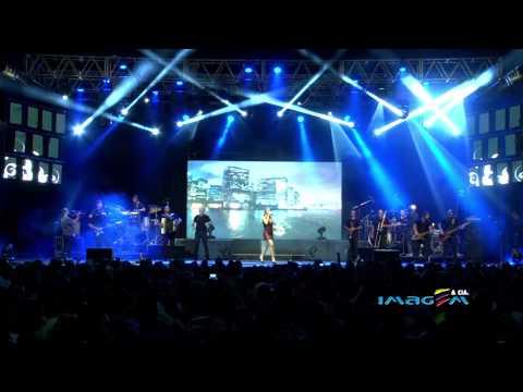 Banda Magníficos - Amor Errado e Telefone Fora de Área, no Chevrolet Hall PGM Imagem & Cia.