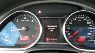 Audi Q7 4.2 TDI V8 Start-Up Sound videos