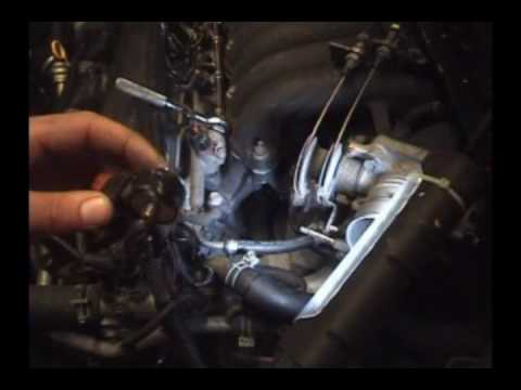 How Do You Change A Heater Core On A 1996 1999 Taurus Sable also P 0996b43f802c538b together with Saab Engine Diagram Pcv furthermore Saab 9 3 Thermostat Location Repair further Egr Sensor Location 2002 Ford Taurus. on 1999 mercury villager intake manifold