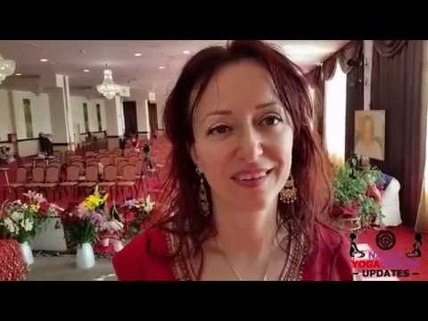 Natha Update 8. July 2014: with Adina Stoian about the Tripura Bhairavi Retreat