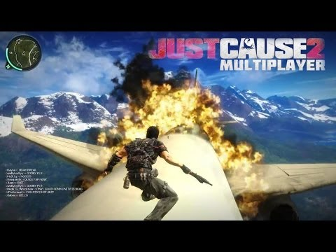 Just Cause 2 Multiplayer Mod: Loucura Total (pc)