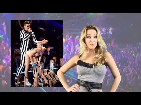 Miley Cyrus Shocking Closing Performance   MTV VMA 2015