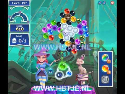 Bubble Witch Saga 2 level 197