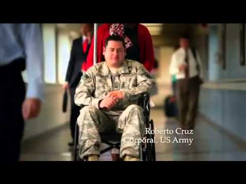 Paralyzed Veterans of America TV Commercial, 'Promise' Featuring Ben Affleck