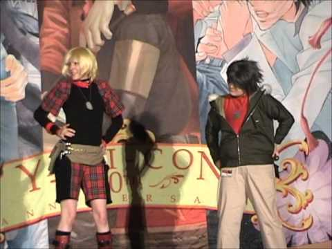 YaoiCon 2010 - Cosplay pt.12