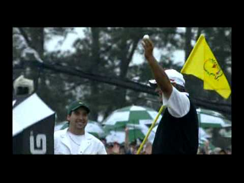Angel Cabrera - Augusta 2013 Highlights