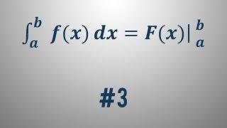 Newton-Leibnizova formula – primer 3