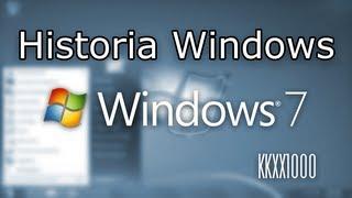 Historia Windows Windows 7