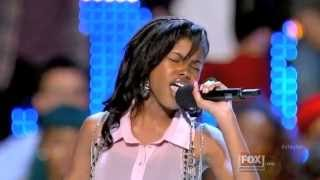 Diamond White All Performances in X Factor USA 2012 Top 12 Season 2