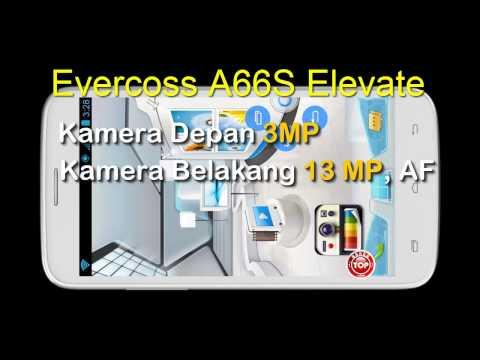 Evercoss A66S Elevate Kamera 13MP Fitur Menarik: Harga n Spek
