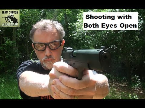 Shooting with Both Eyes Open - wideopenspaces.com