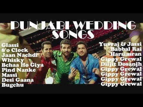 Greatest Wedding Dance Songs Jukebox | Punjabi Wedding Songs | Super Hit Punjabi Dance Songs