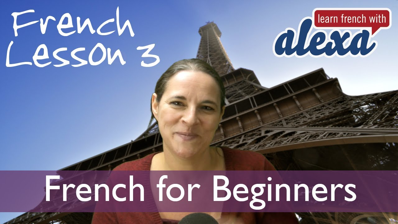 Learn French With Alexa by Alexa Polidoro on Apple Podcasts