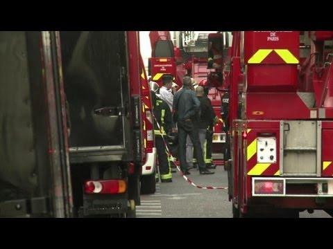 image Explosion dans le Xe à Paris
