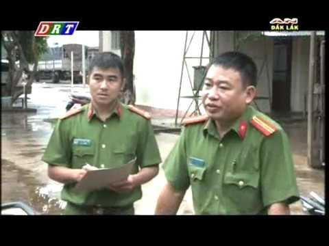 Điểm tin an ninh trật tự Đắk Lắk ngày 01/01/2017