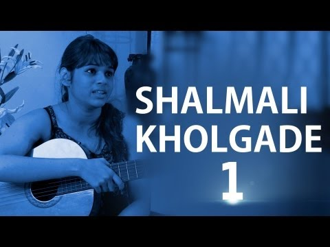Shalmali Kholgade sings 'Valarie' as a tribute to Amy Winehouse (Part 1)