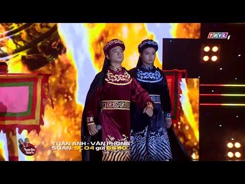 Tuyệt Định Song Ca Tập 12 - Tuấn Anh, Văn Phong hóa 'tướng quân trong ca khúc phim Võ lâm truyền kỳ