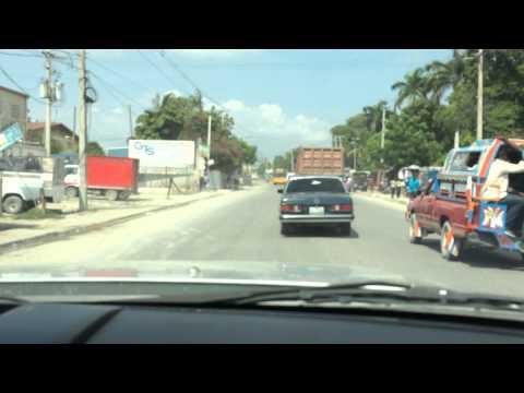 Driving Port-au-Prince 2
