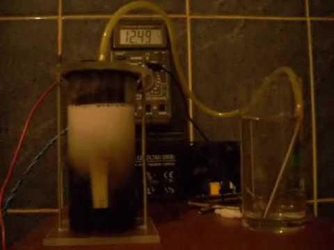 Как сделать генератор водорода своими руками часть 2 - Приморско-Ахтарск