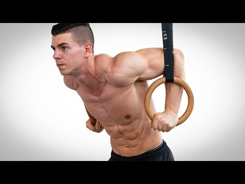 Get STRONG Muscle Ups (HOME WORKOUT)