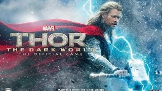 Thor: The Dark World The Official Game Launch Trailer