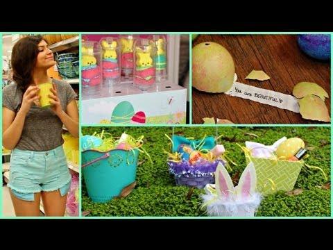 Easy Easter Gift ideas for Friends & Family! - Egyszerű Húsvéti Ajándék ötletek