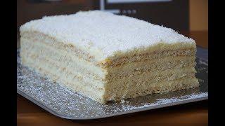Sašina kokos torta - Sašina kuhinja