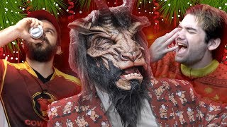 Krampus and the Christmas Misfits Part 1