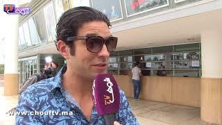 بالفيديو.. شوفو أشنو وقع للممثل أنس الباز مع المخرج نور الدين الخماري |