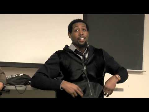 Athletes in Action: John Salmons on referees