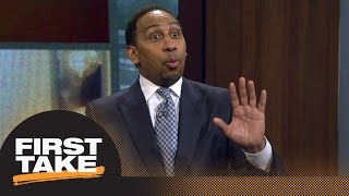 Stephen A.: Cavaliers 'need to put JR Smith in the starting lineup' for Game 2 | First Take | ESPN