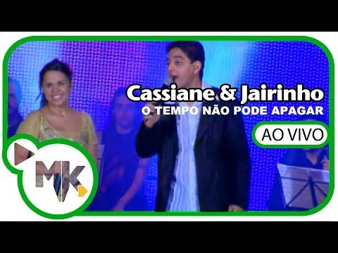 Cassiane & Jairinho - DVD Cassiane Collection - 25 Anos - O Tempo Não Pode Apagar (AO VIVO)