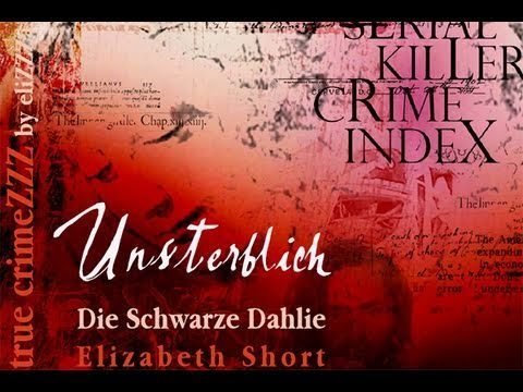 nadelspiel * True Crime * Black Dahlia * Teil 1