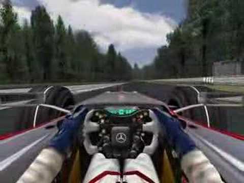 GTR2 - F1 2007 Mod @ Monza