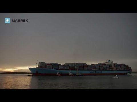 We are Maersk - We take responsibility