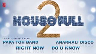 Housefull 2 Full Audio Songs Jukebox