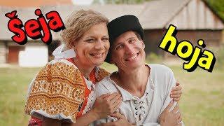 Smejko a Tanculienka - Šeja Hola