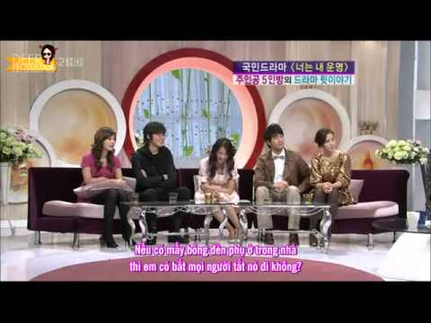 [Vietsub][Yoonavn] 081204 Yoona Free Time Show - YAMD Cast Part 4/6