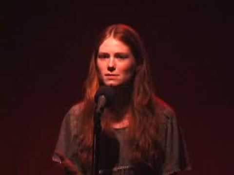 Allison Case - Dear Daddy (Bobby Cronin)