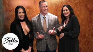 John Cena's hilarious attempt to teach Chinese to The Bella Twins