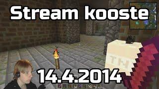 Stream Kooste [14.4.2014] Höpötikku Ja Twilight Forest