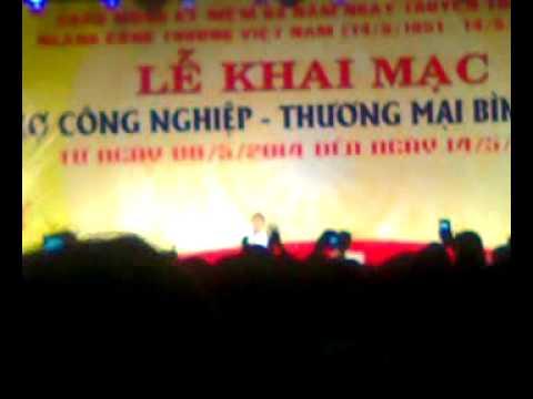 Anh sai  Sơn Tùng MTP ( HỘI CHỢ CÔNG THƯƠNG NGHIỆP QUY NHƠN 2014)