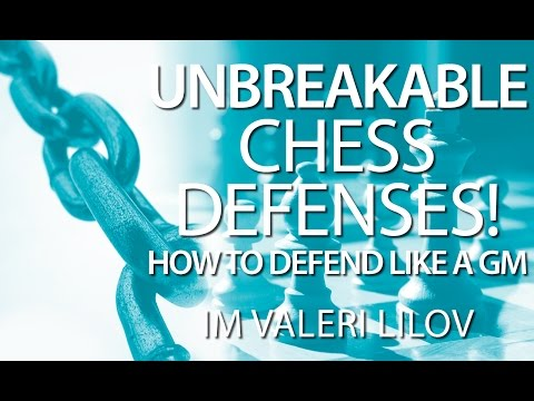 Unbeatable! Master the Art of Defense with IM Lilov! (Webinar Replay)