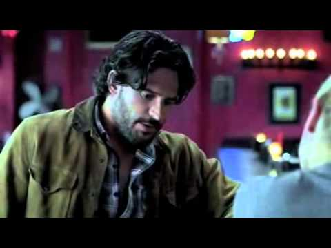True Blood - 3x12 - Alcide visits Sookie