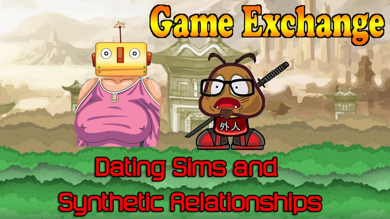 dating sims and synthetic relationships Dating & relationships play online dating games  kaleidoscope dating sim 2 kaleidoscope dating offers you the chance to play as a heterosexual or homosexual .