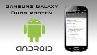 Samsung Galaxy S Duos Rooten [Tutorial] [DE] [HD]