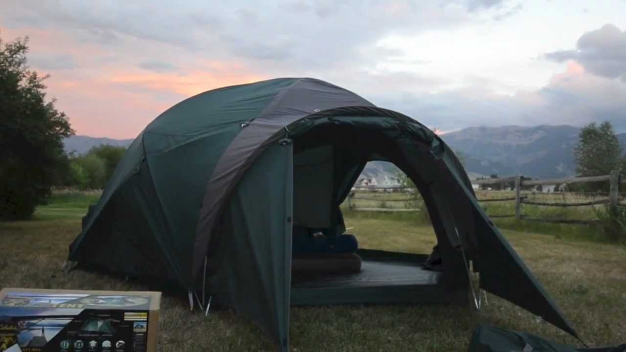 & quality family tent. under 500? - Survivalist Forum